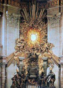 Cattedra Bernini