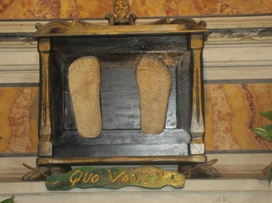 Impronte San Sebastiano