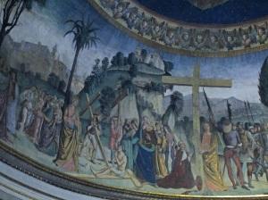 abside parte sinistra
