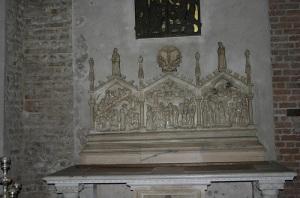 Altare cappella re magi