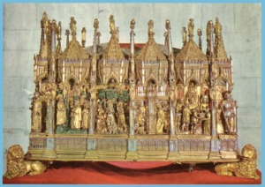 arca ceneri battista