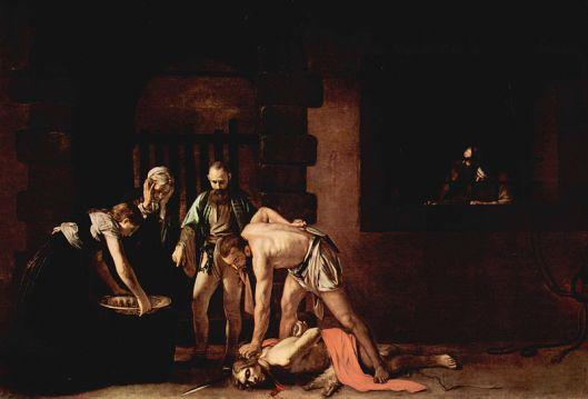 Il piatto e le ceneri di San Giovanni Battista