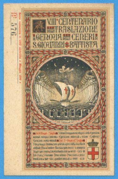 cartello ottavo centenario
