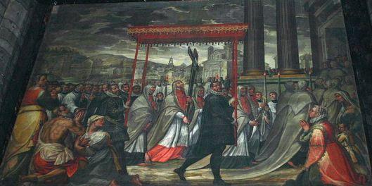 Processione carlo Borromeo