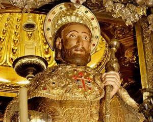 Santiago altare