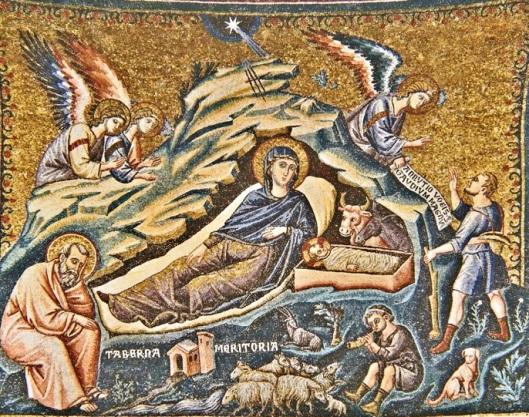 pietro cavallini mosaico taberna