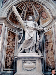 Sant' Andrea Duquesnoy