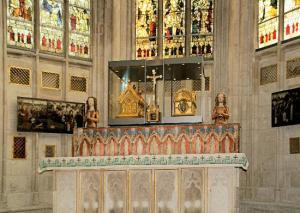 st-ursula altare