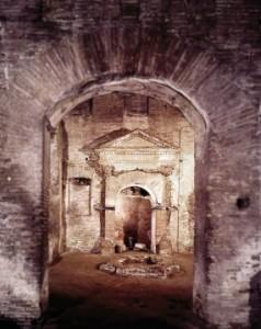 Catacombe Marcellino Pietro