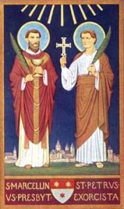 Marcellino e Pietro