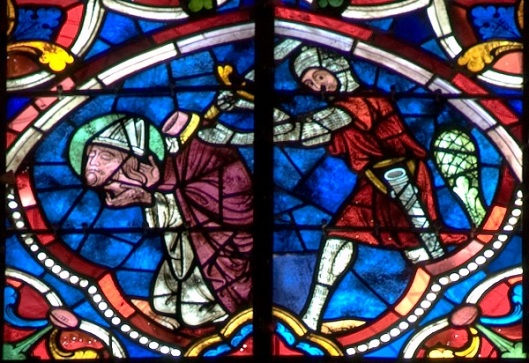 Vetrata Becket