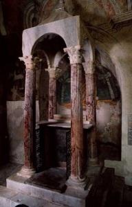 altare santa cristina