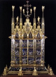 reliquario Ugolino di Vieri