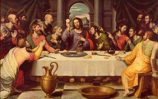 Ultima cena Juan_de_Juanes