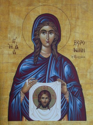 Veronica - Icona ortodossa