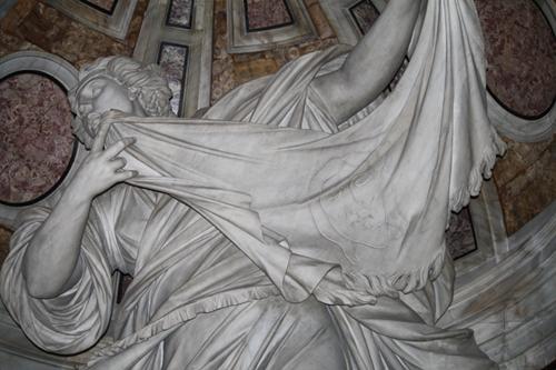 Veronica statua