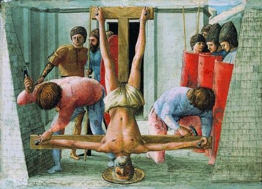 Masaccio_crocefissione_di_san_pietro