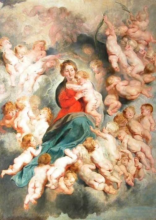 Santi_Innocenti Rubens