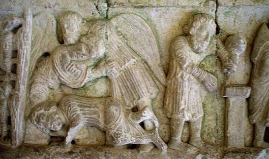 unción altar