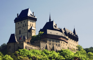 karlstejn castello i