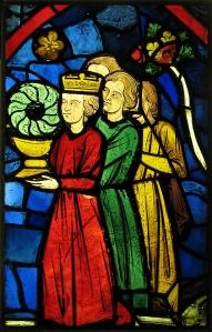 Luligi IX porta la corona di spine