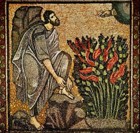 mose_013_mosaico_bizantino_mose_roveto_ardente