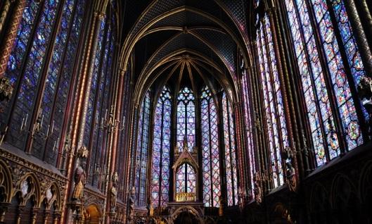 La corona de espinas y la Sainte Chapelle