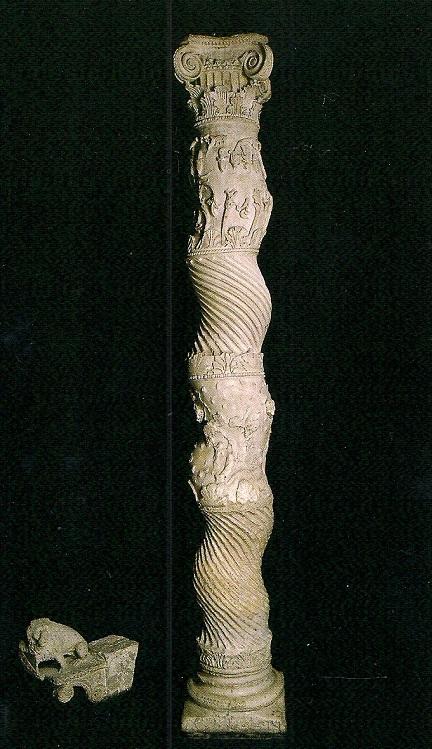 Colonna ossessi