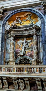 loggia croce