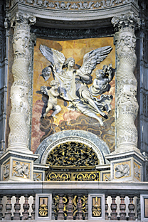 Loggia della Cappella della Veronica