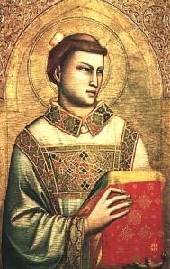 Stefano santo Giotto