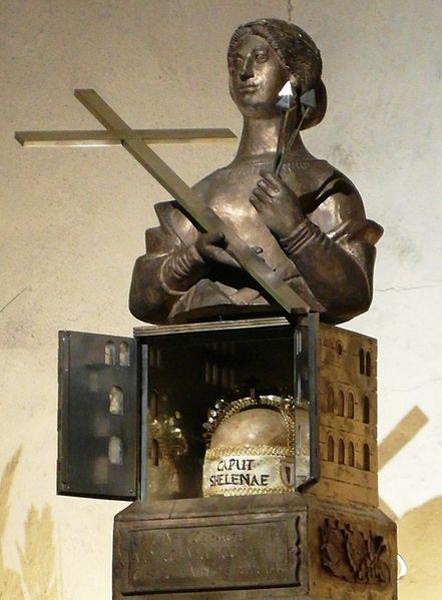 Capo di Sant Elena, Duomo di Treviri