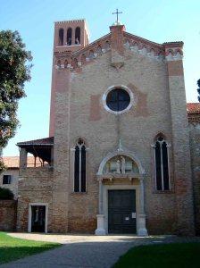 Chiesa di Sant Elena, Isola di Sant Elena, Venezia