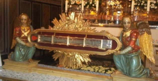 La sacra cintola di Prato. Simbolo d'identita della città