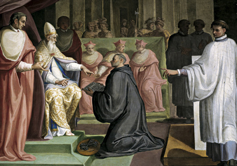 Stefano III - Abate Folrado
