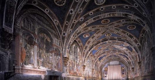 Pellegrinario di Santa Maria della Scala, Siena