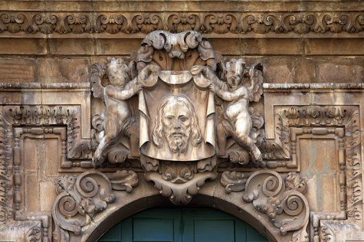 Santo Rostro catedral