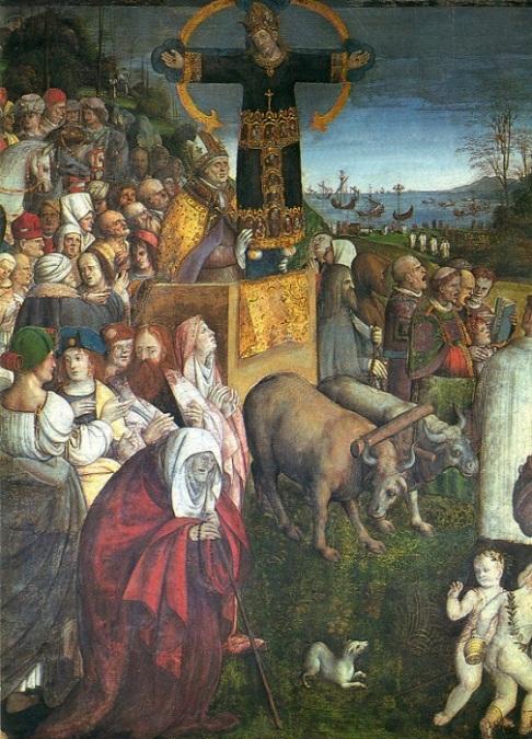 A Aspertini 1508 -il-trasferimento-del-volto-santo-a-lucca-san-frediano
