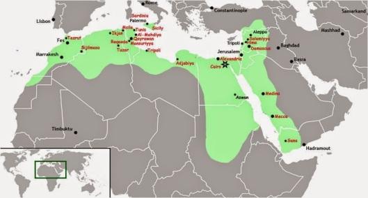 mapa-del-califato-fatimi-del-909-a-1171